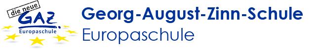 Georg-August-Zinn-Schule Europaschule